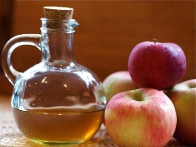 vinaigre de vidre de pomme