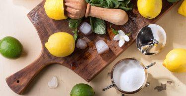 citron-bicarbonate