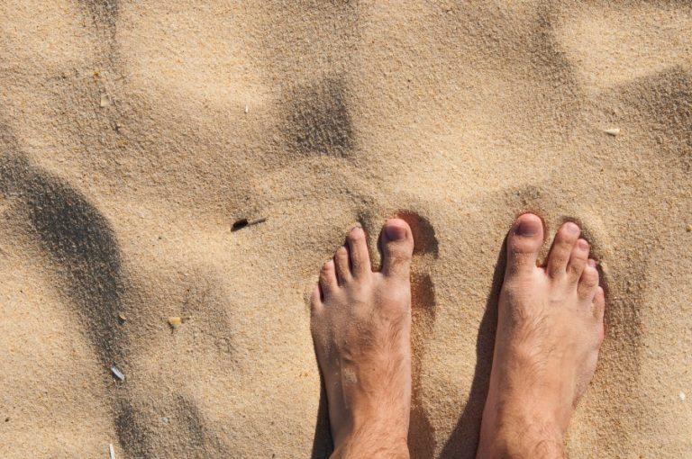 Comment guérir les oignons du pied de façon naturelle ?