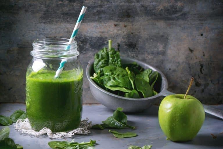 Les 8 meilleurs jus verts pour la santé