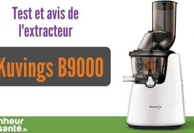 test-avis-Kuvings B9000-extracteur-de-jus