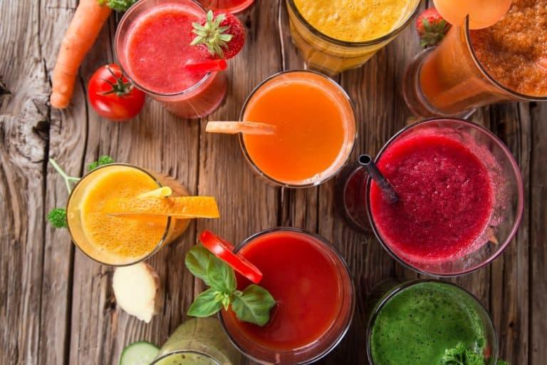 Les 25 meilleures recettes à faire avec votre extracteur de jus
