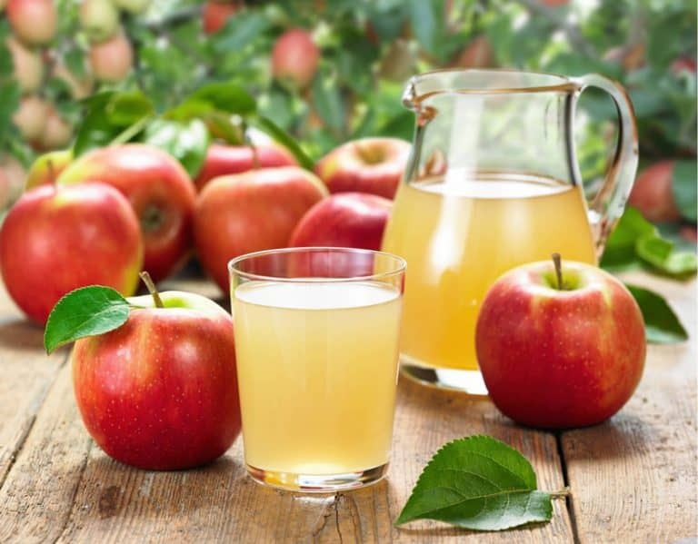 7 bonnes raisons de boire du  jus de pomme