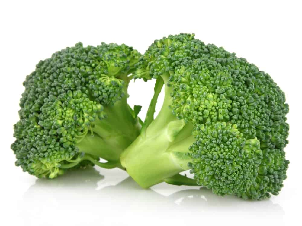Le jus de brocoli-brocoli