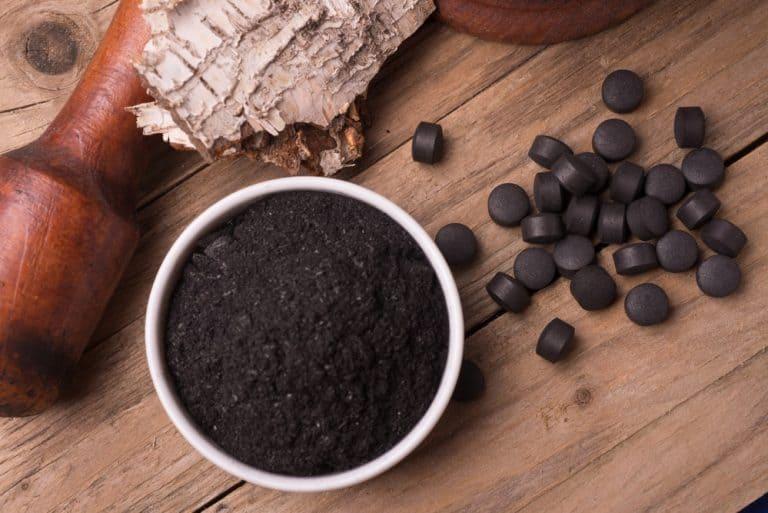 Les 7 bienfaits du charbon végétal