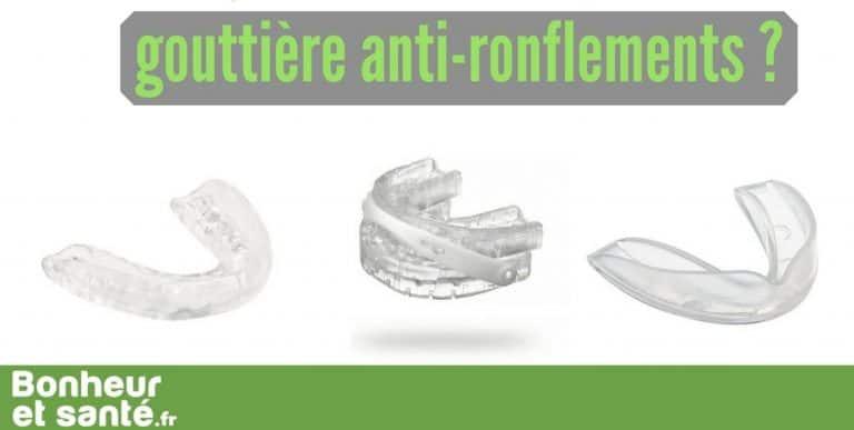 Quelle est la meilleure orthèse anti-ronflements ?