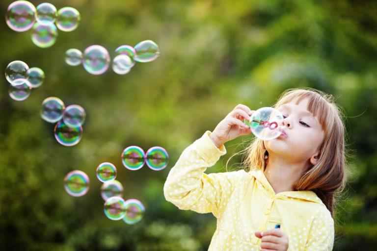 9 choses qui rendent les enfants heureux