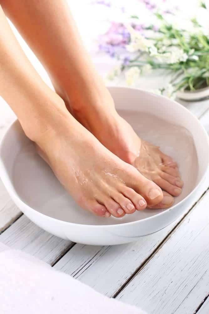 bienfaits-bain-pieds