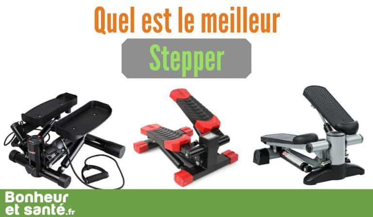 Quel est le meilleur stepper ? (et ses bienfaits sur la santé)