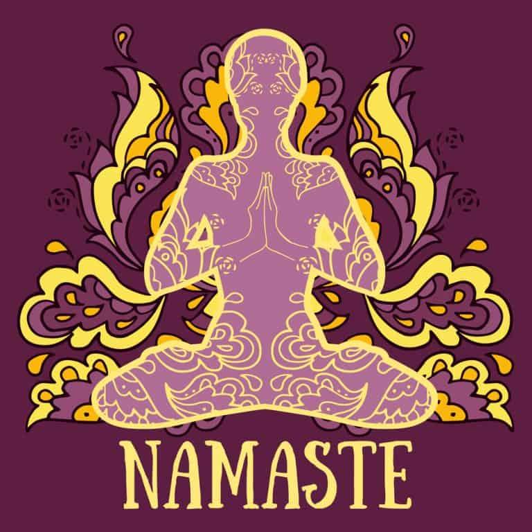 Namaste: découvrez le sens caché de ce mot mystérieux