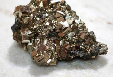 pyrite-cristal