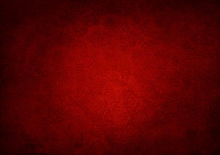 Aura rouge : signification et explication